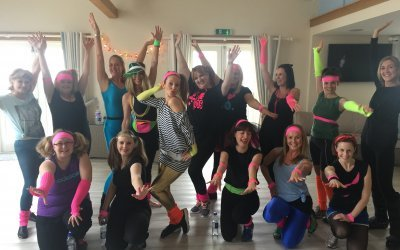 """Amazing hen weekend at Lighthouse Barn"""